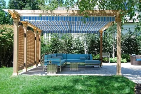 What To Consider When Choosing A Pergola Design To Enhance Your Space?